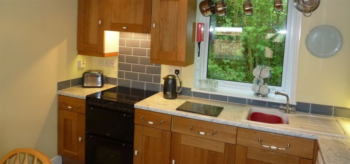 The Old Post Office - Geldeston - Kitchen