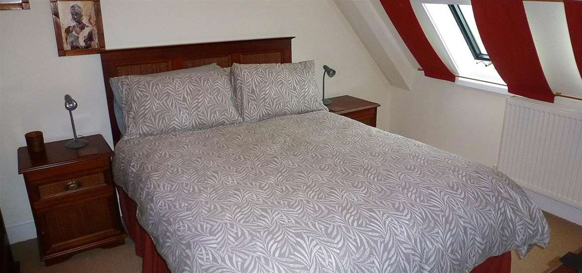 WTS - Highsteppers at Blythview - Main Bedroom