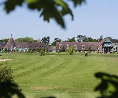 WTS - Ufford Park - Golf course