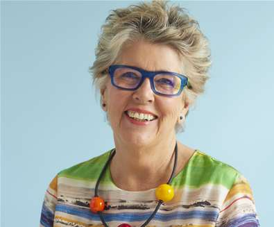 TTDE - Prue Leith in Conversation