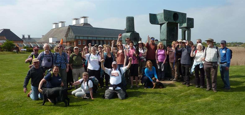 TTDA - Suffolk Walking Festival - Snape Challenge