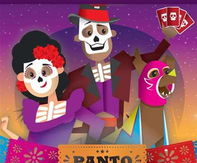 TTDE - Felixstowe Spa Pavilion - Panto of the Dead