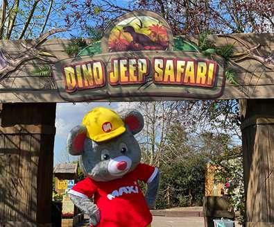 TTDA - Pettitts Animal Adventur Park - Mouse (c) Pettitts Animal Adventure Park