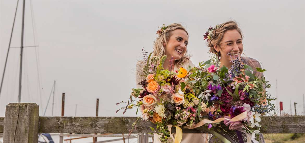 Weddings on the Suffolk Coast