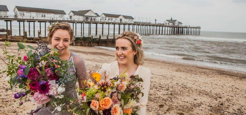 Weddings on the Suffolk coast