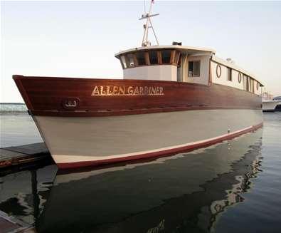 Allen Gardiner River Cruise Restaurant