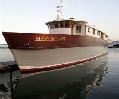 Food and Drink - Allen Gardiner River Cruise Restaurant - Ipswich Marina