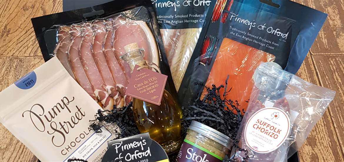 Pinney's of Orford Hampers