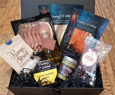 Pinneys of Orford Hampers