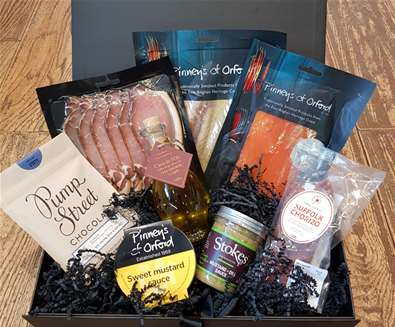 FD - Pinneys - Hamper