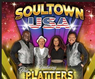 Soul Town USA: Featuring..