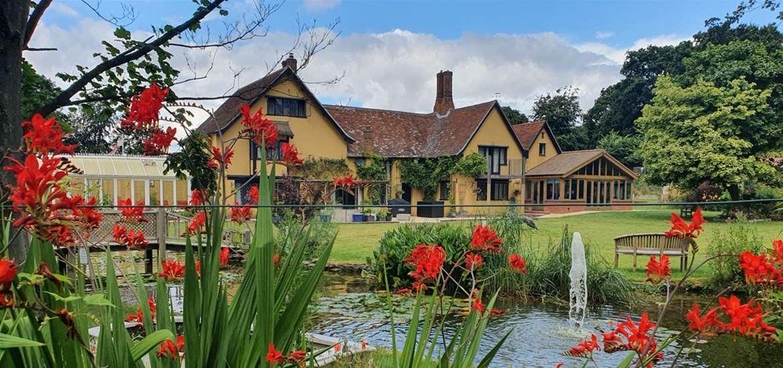 TTD Potton Hall Spa - Dunwich - Suffolk