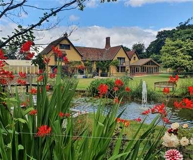 Potton Hall Spa