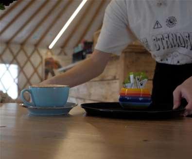 FD - Yurt Cafe Organics - coffee