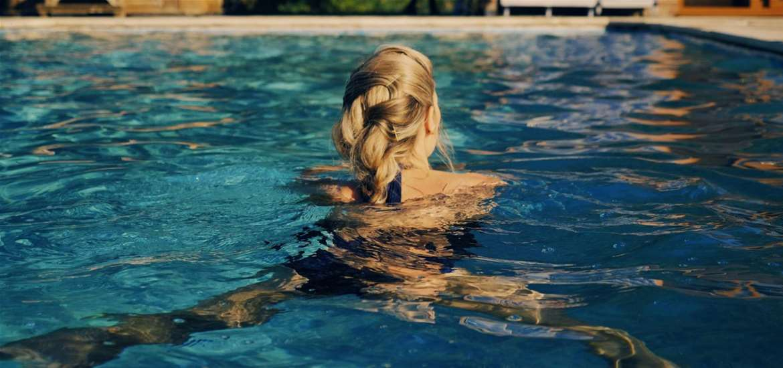 Potton Hall Spa outdoor swimming