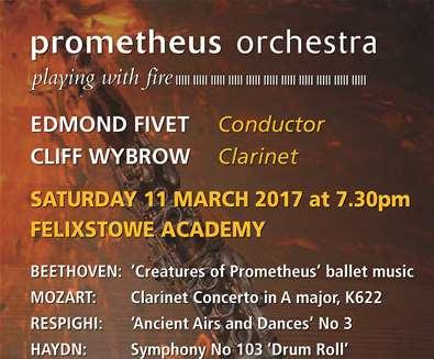Prometheus Orchestra Concert