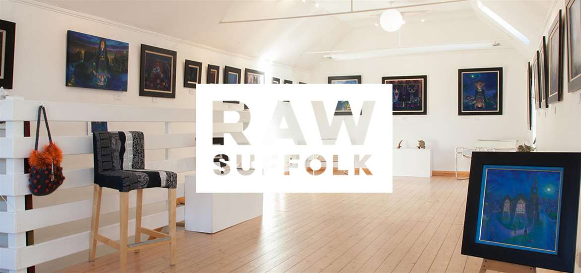 RAW SUFFOLK - Suffolk Galleries to while away an hour or two - Ferini Art Gallery