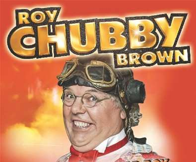 Roy 'Chubby' Brown at..