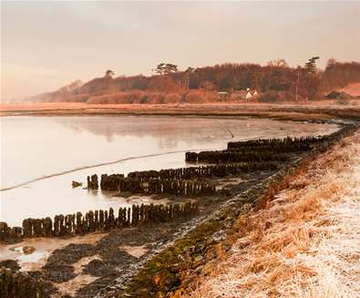Suffolk Coast Winter Bucket List