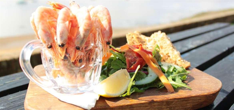 The Ramsholt Inn - seasonal menus