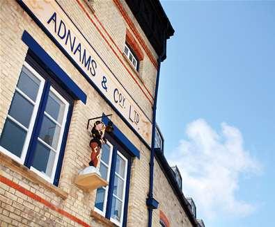 RAW SUFFOLK - Adnams Brewery & Distillery Tours - Southwold