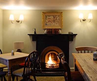 RAW SUFFOLK - The Oyster Inn - Fire
