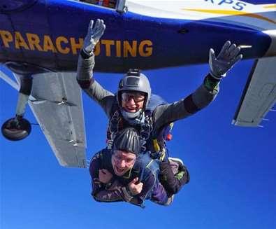 RAW SUFFOLK - UK Parachuting - Beccles