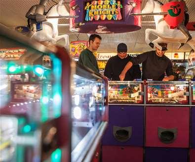 TTDA - Felixstowe Pier - Amusements