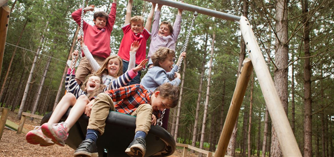 Rendlesham Forest-Attractions-Outdoor Play Areas-credit Emily Fae