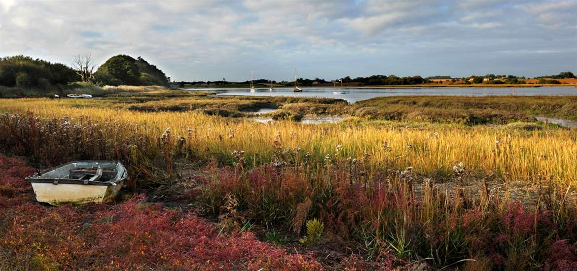 Autumn on the Alde credit Gill Moon Photography