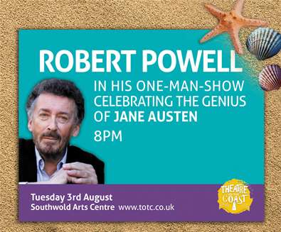 Theatre on the Coast presents: Robert Powell