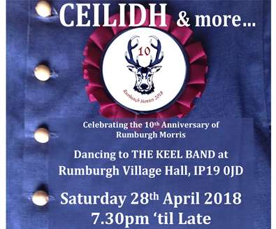 Rumburgh Morris Ceilidh and..