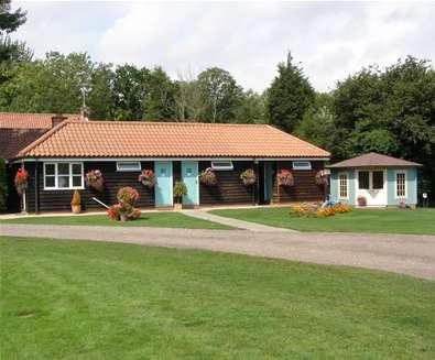 Run Cottage Touring Park Amenities