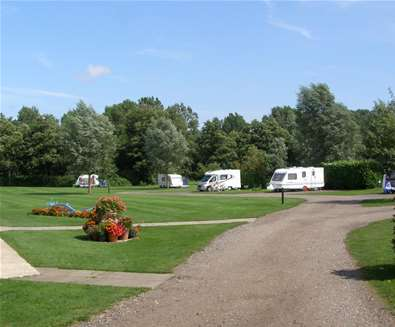 Run Cottage Touring Park Pitches