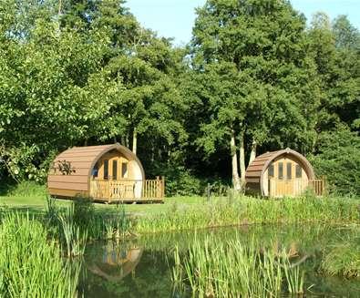 Run Cottage Touring Park Pods
