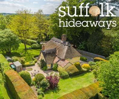 Escape to a magical Suffolk Hideaway