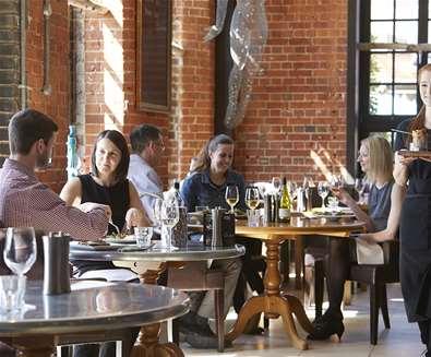 FD- Salthouse Eaterie - Tables
