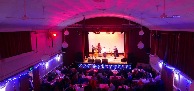 TTDA - Southwold Arts Centre - Live Music