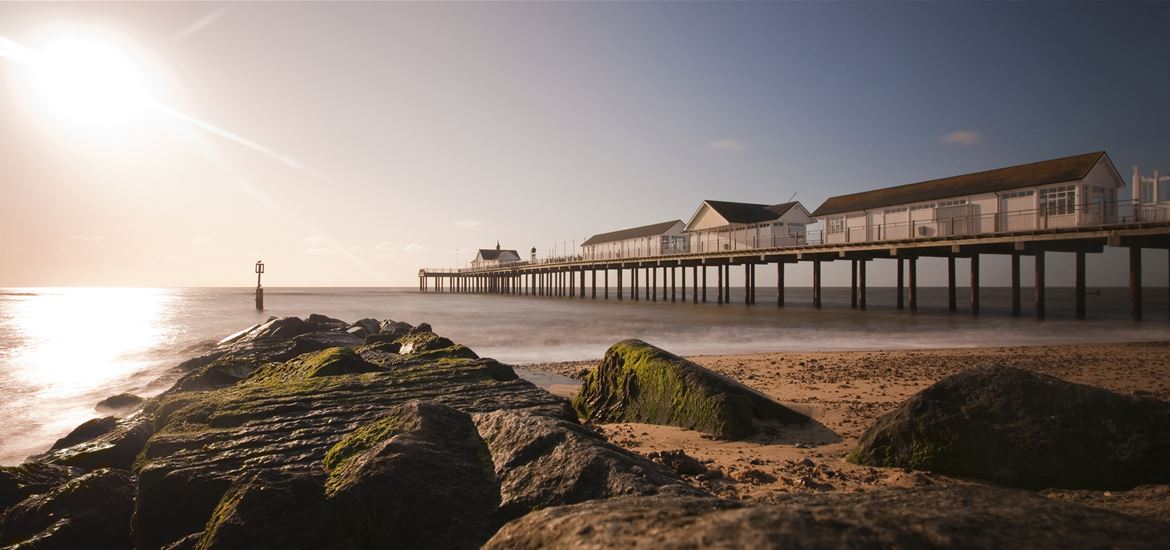 Suffolk Coast Attractions Southwold Pier