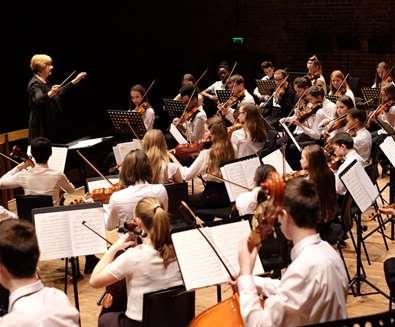 Summer Concert by Suffolk..