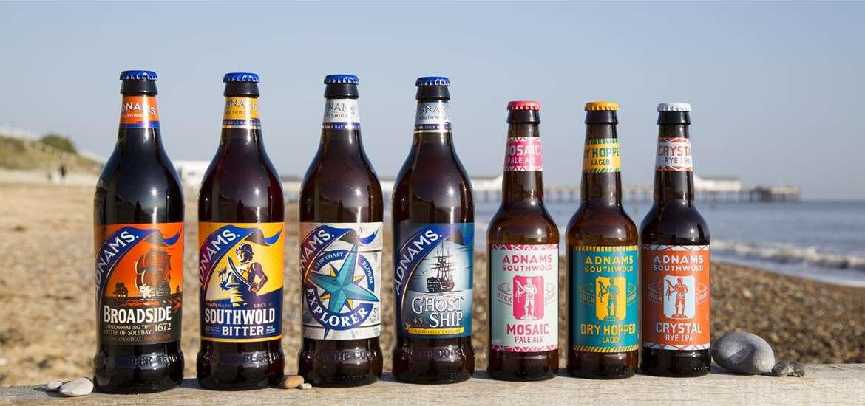 FD Adnams beers