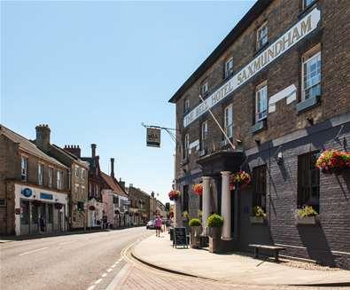 Towns & villages - Saxmundham