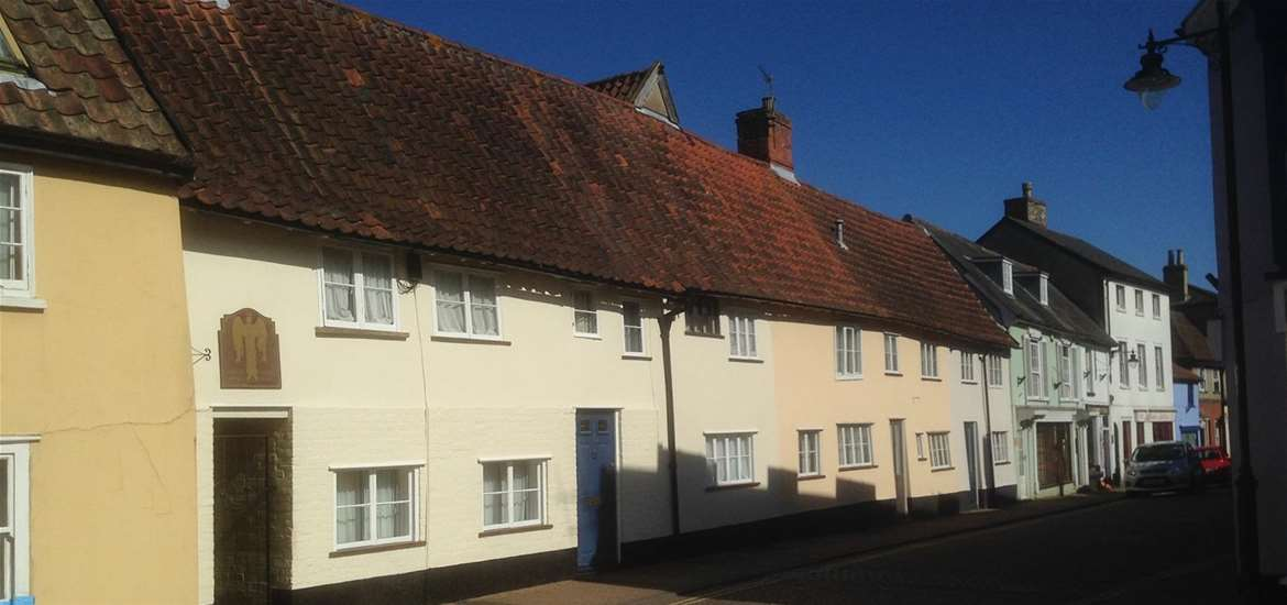 Saxmundham Market Town - Towns and Villages - The Suffolk Coast