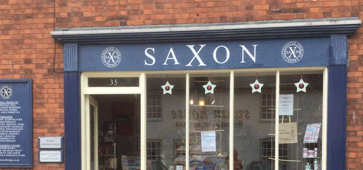 Visitor Information Point - Saxon Therapy