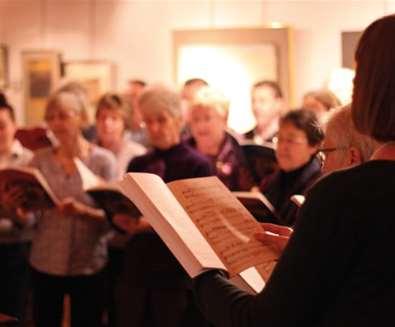 Scratch Choir: A Little..