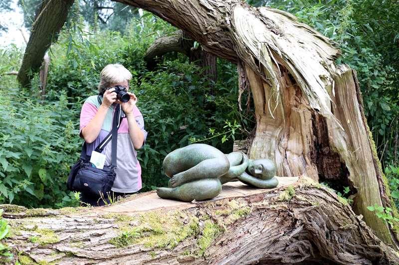 Towns & Villages - Waveney Valley - sculpture trail