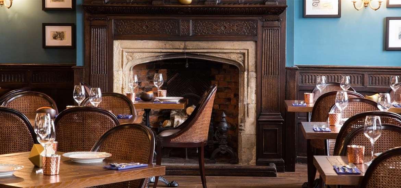 Sea Spice at the White Lion Hotel in Aldeburgh