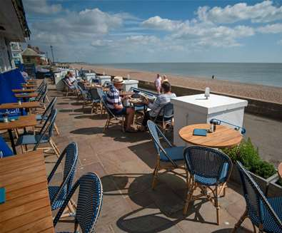 FD - Brudenell Seafood & Grill - Terrace