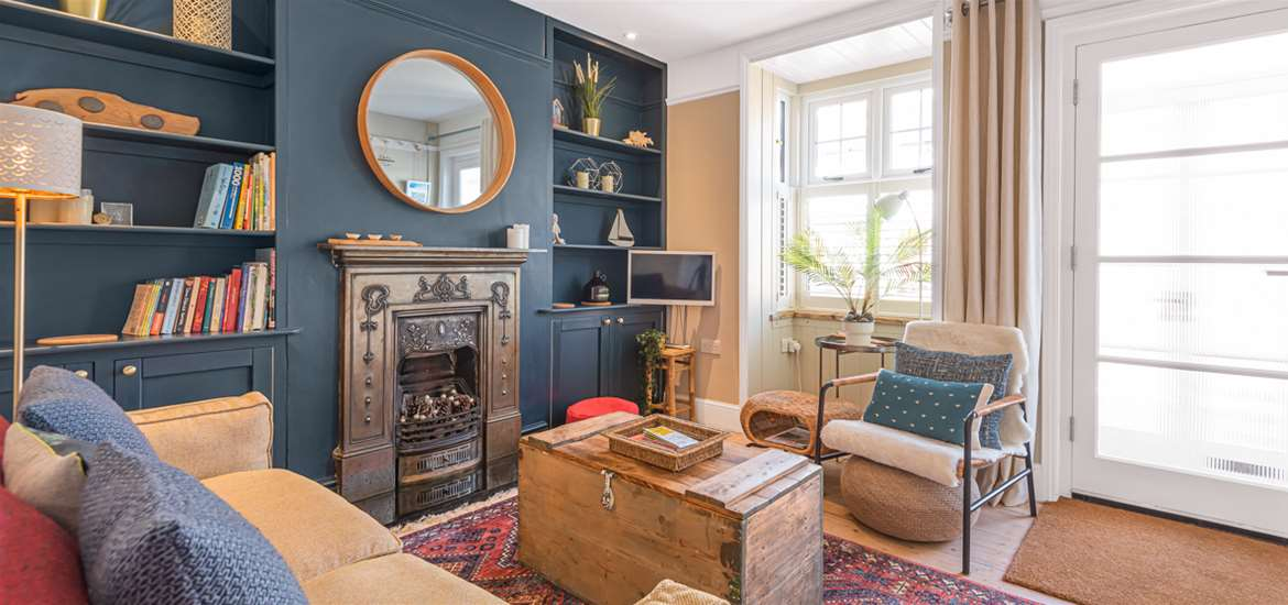 WTS Seagrass Cottage Southwold - Cottage Living