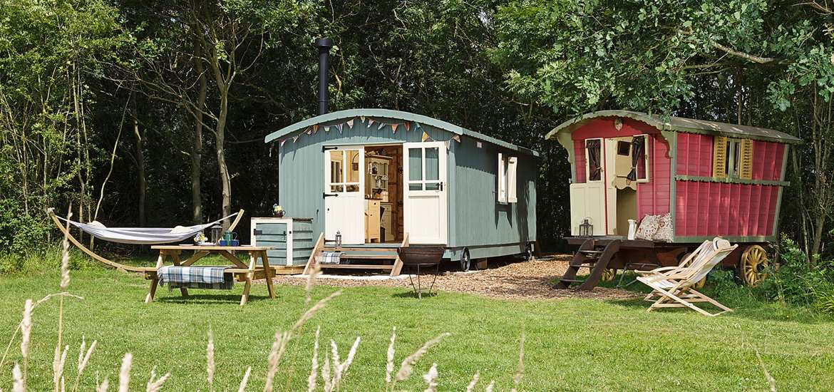 Secret Meadows - Yurts - Accommodation